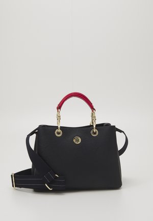 CORE SATCHEL - Torebka - blue