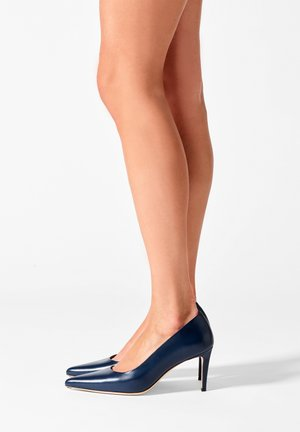 BOSSY BLUE - Classic heels - blue