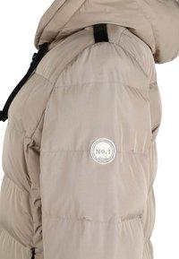 No.1 Como - Winter coat - sand - 4