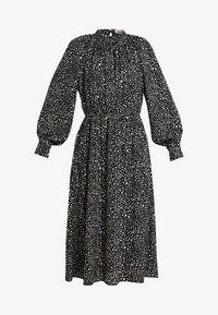Louche - NEIMA ANIMAL - Maxi dress - black - 6