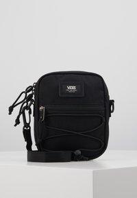 Vans - BAIL SHOULDER BAG - Across body bag - black - 0