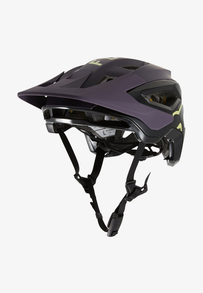 Fox Racing - SPEEDFRAME PRO HELMET - Helm - dark purple