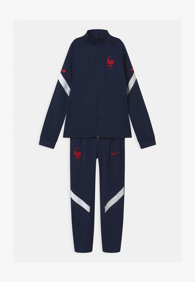 FRANKREICH SET UNISEX - Article de supporter - blackened blue/university red