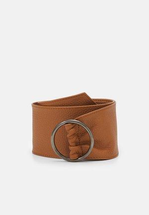 Waist belt - camel