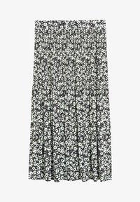 Violeta by Mango - POPART - A-line skirt - schwarz - 3