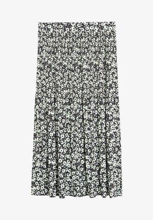 POPART - A-line skirt - schwarz