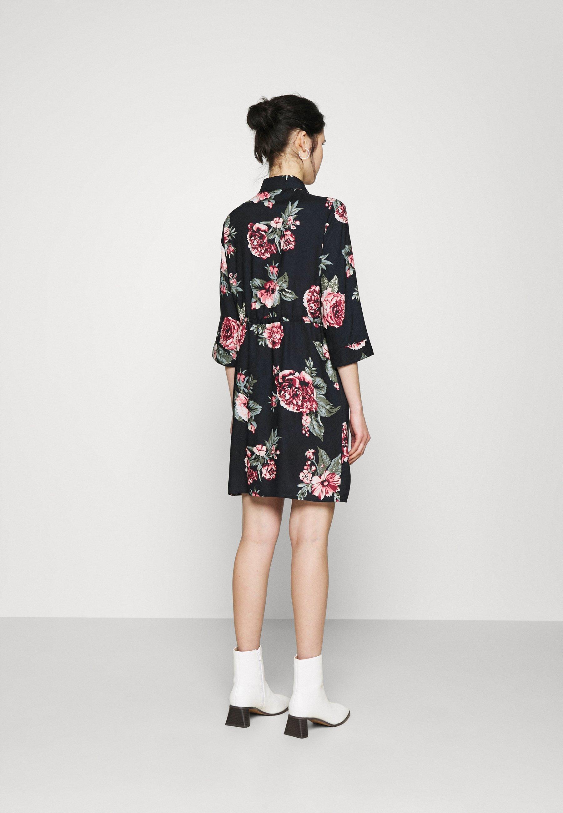 Donna ONLTAMARI DRESS - Abito a camicia