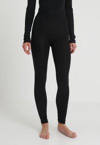 Hanro - LONGLEG - Leggings - Stockings - black - 0