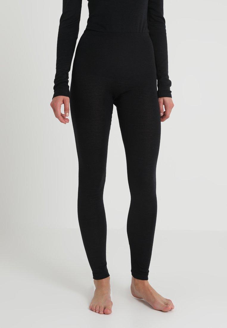 Hanro - LONGLEG - Leggings - Stockings - black