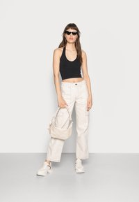 BDG Urban Outfitters - JACKIE HALTER - Top - black - 1