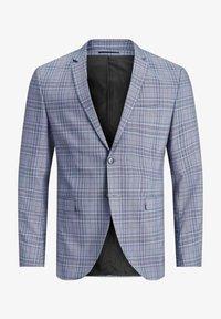 Jack & Jones PREMIUM - Blazer jacket - grey melange - 5