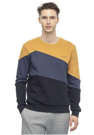 TRIPSY - Sweatshirt - yellow