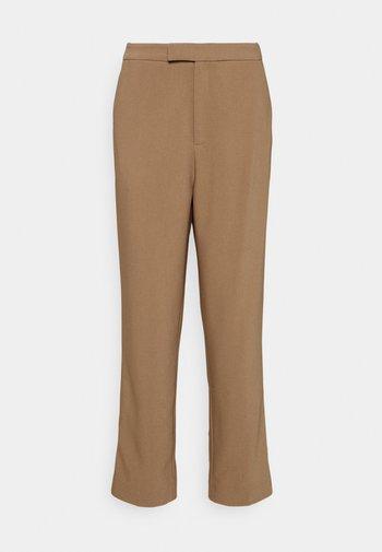 High Waist Trousers - Pantalon classique - beige