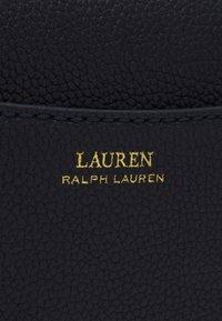 Lauren Ralph Lauren - ADDIE CROSSBODY MEDIUM - Across body bag - dark blue - 6