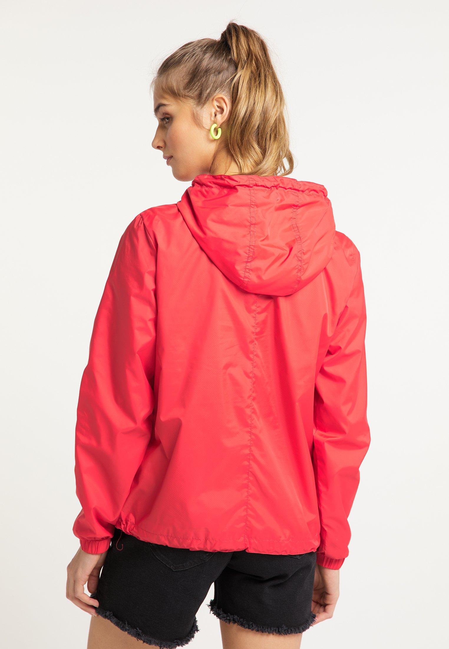 myMo Windbreaker red/rot