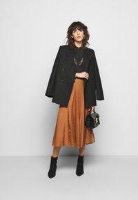 By Malene Birger - LUETA - Button-down blouse - black - 1