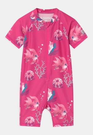ATLANTTI UNISEX - Swimsuit - fuchsia pink