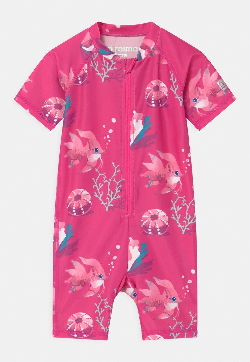 Reima - ATLANTTI UNISEX - Plavky - fuchsia pink