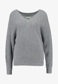 TWINTIP - Jumper - mottled grey - 4