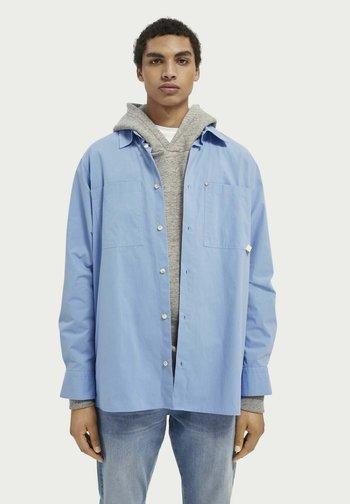 Shirt - seaside blue