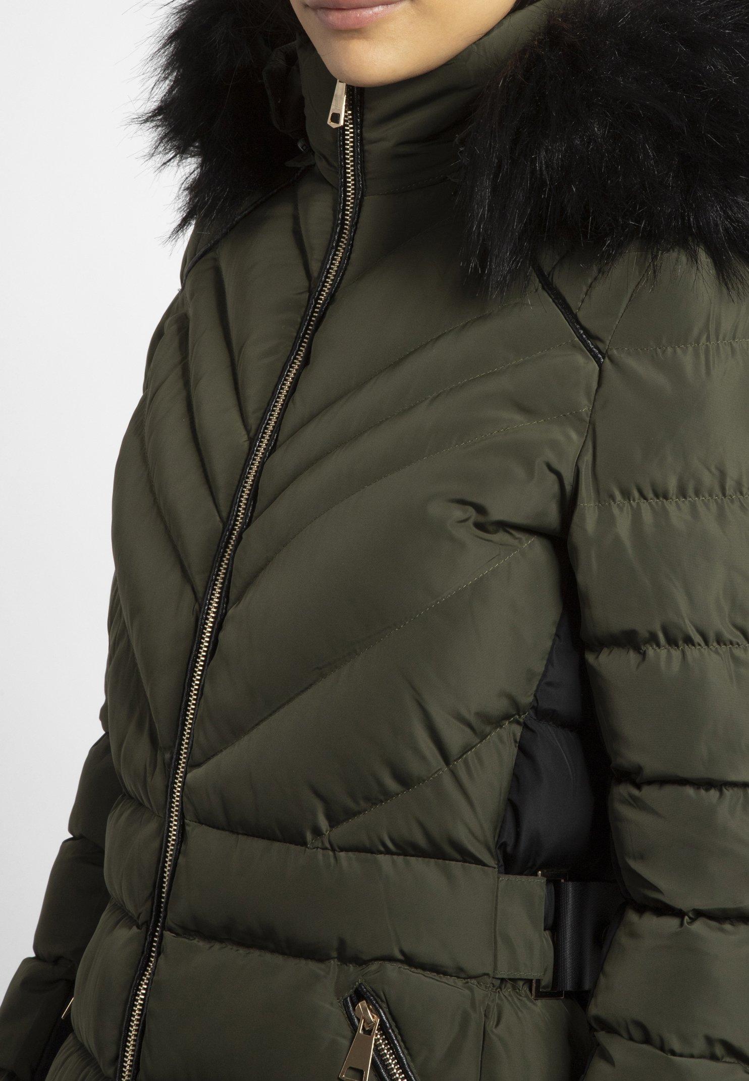 Apart Veste d'hiver - olive - Manteaux Femme c7SpV