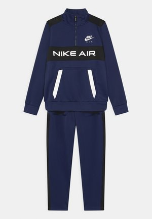 AIR SET UNISEX - Survêtement - midnight navy/black/white