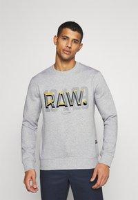 G-Star - RAW - Sweater - heavy sherland/grey - 0