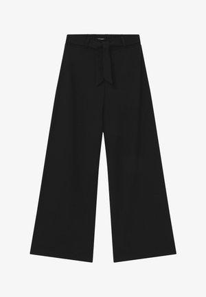 TEEN GIRLS  - Trousers - black