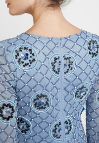 Lace & Beads - AMBER - Occasion wear - blue - 5