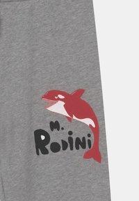 Mini Rodini - ORCA UNISEX - Trousers - grey melange - 2