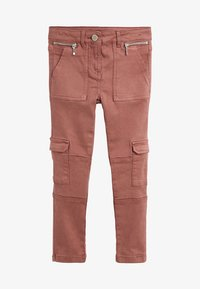Next - Cargo trousers - pink - 0