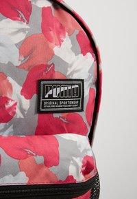 Puma - ACADEMY BACKPACK - Reppu - bright rose - 2