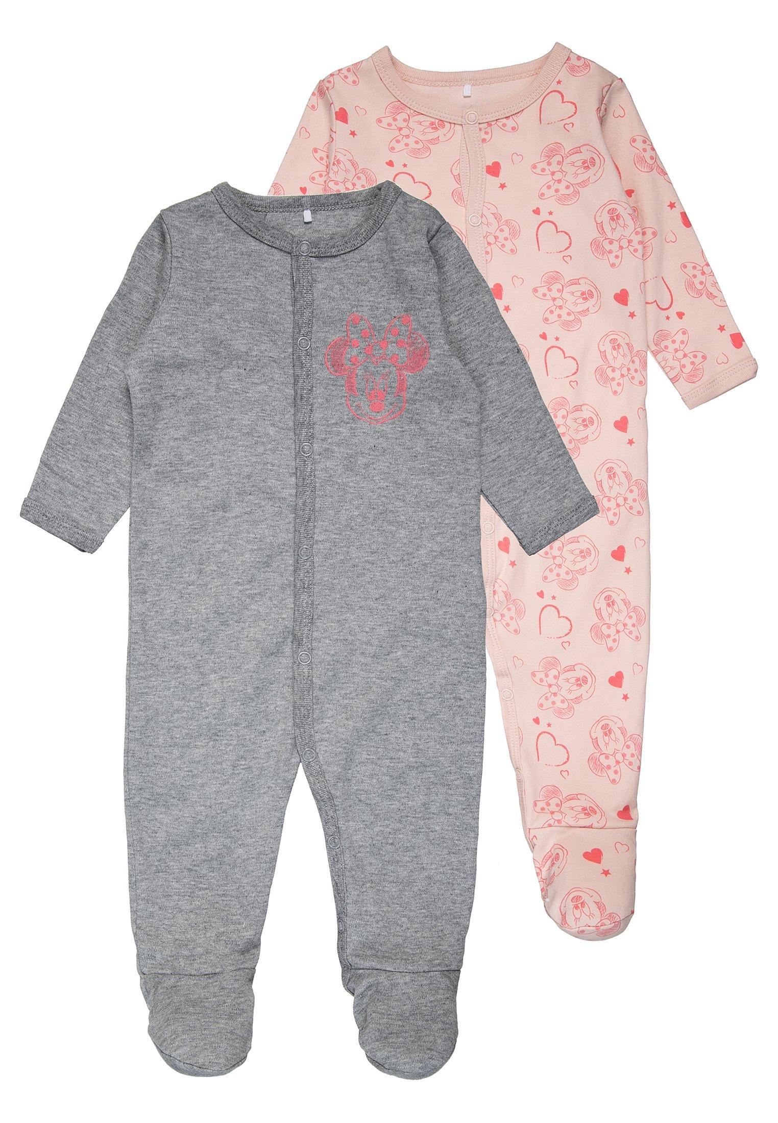 Niño NBFMINNIE SANNY NIGHTSUIT BABY 2 PACK - Pijama