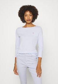 Tommy Hilfiger - T-shirt à manches longues - bliss blue - 2