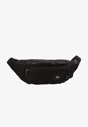 UA WARD CROSS BODY PACK - Bum bag - black ripstop