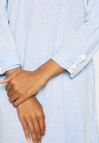 Lauren Ralph Lauren - SLEEPSHIRT - Camicia da notte - blue - 3