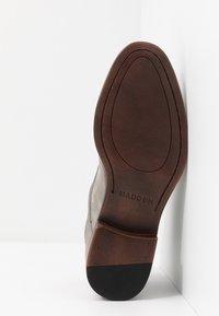 Madden by Steve Madden - JEGGAN - Zapatos con cordones - grey - 4