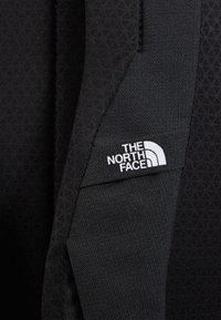 The North Face - WOMENS ISABELLA - Rucksack - black heathr/white - 6