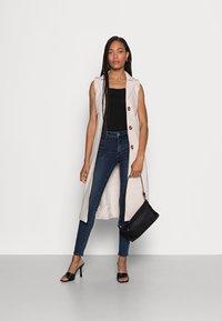 Wrangler - Jeans Skinny Fit - blue ink - 1