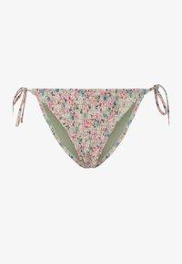 OYSHO - MIT BUND IN BAND - Bikini bottoms - multi-coloured - 4