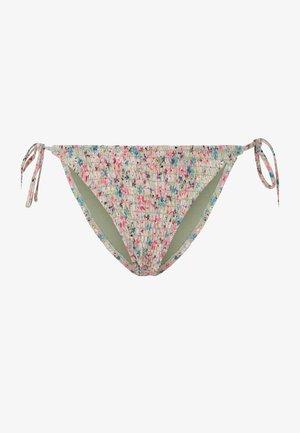 MIT BUND IN BANDFORM. - Bikini bottoms - multi-coloured