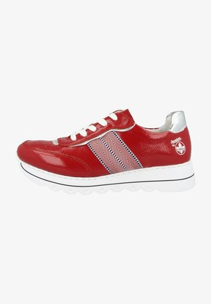 Trainers - flamme-silber