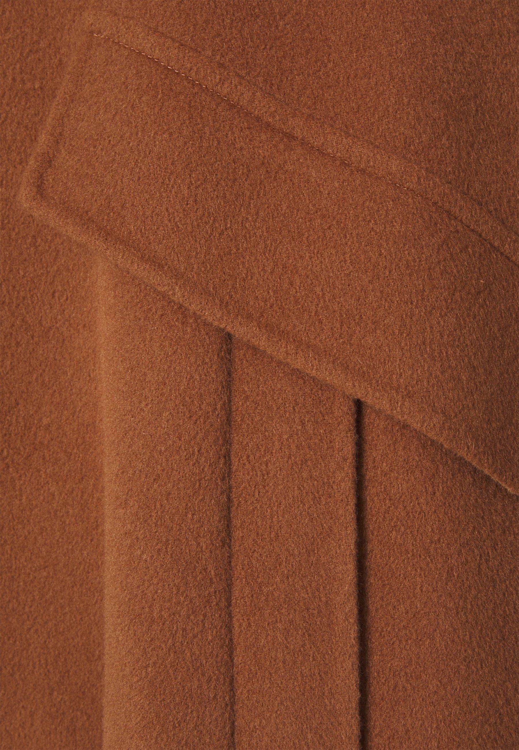Marc Cain Cape maroon/braun