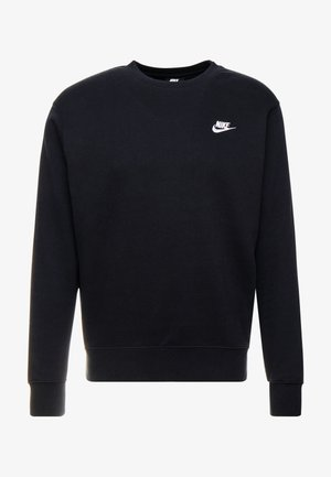 CLUB - Sweater - black/white