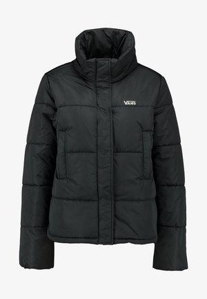GALATIC SPIRAL PUFFER JACKET - Light jacket - black