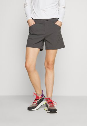 QUANDARY SHORTS  - Sports shorts - forge grey