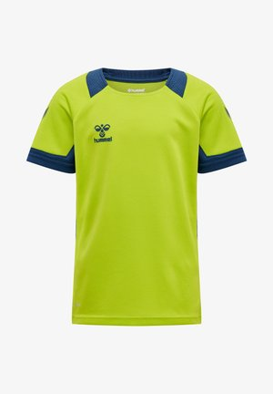 T-shirts print - lime punch