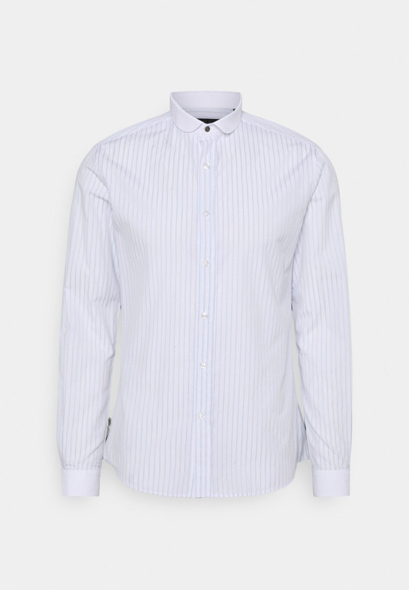 Shelby & Sons - HURSTWOOD - Camicia - white/light blue