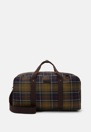 TORRIDON HOLDALL UNISEX - Weekend bag - tartan
