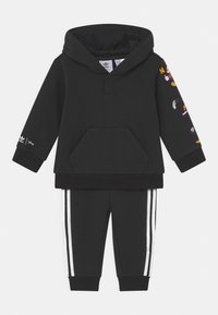 adidas Originals - DISNEY CHARACTERS HOODIE SET - Chándal - black - 0